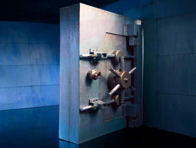 escape room: Golpe al banco