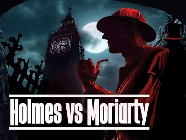 escape room: Holmes vs Moriarty - Valencia