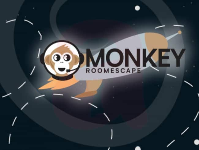 escape room: Space monkey